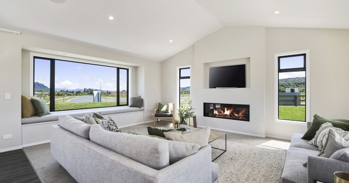 new house build taupo