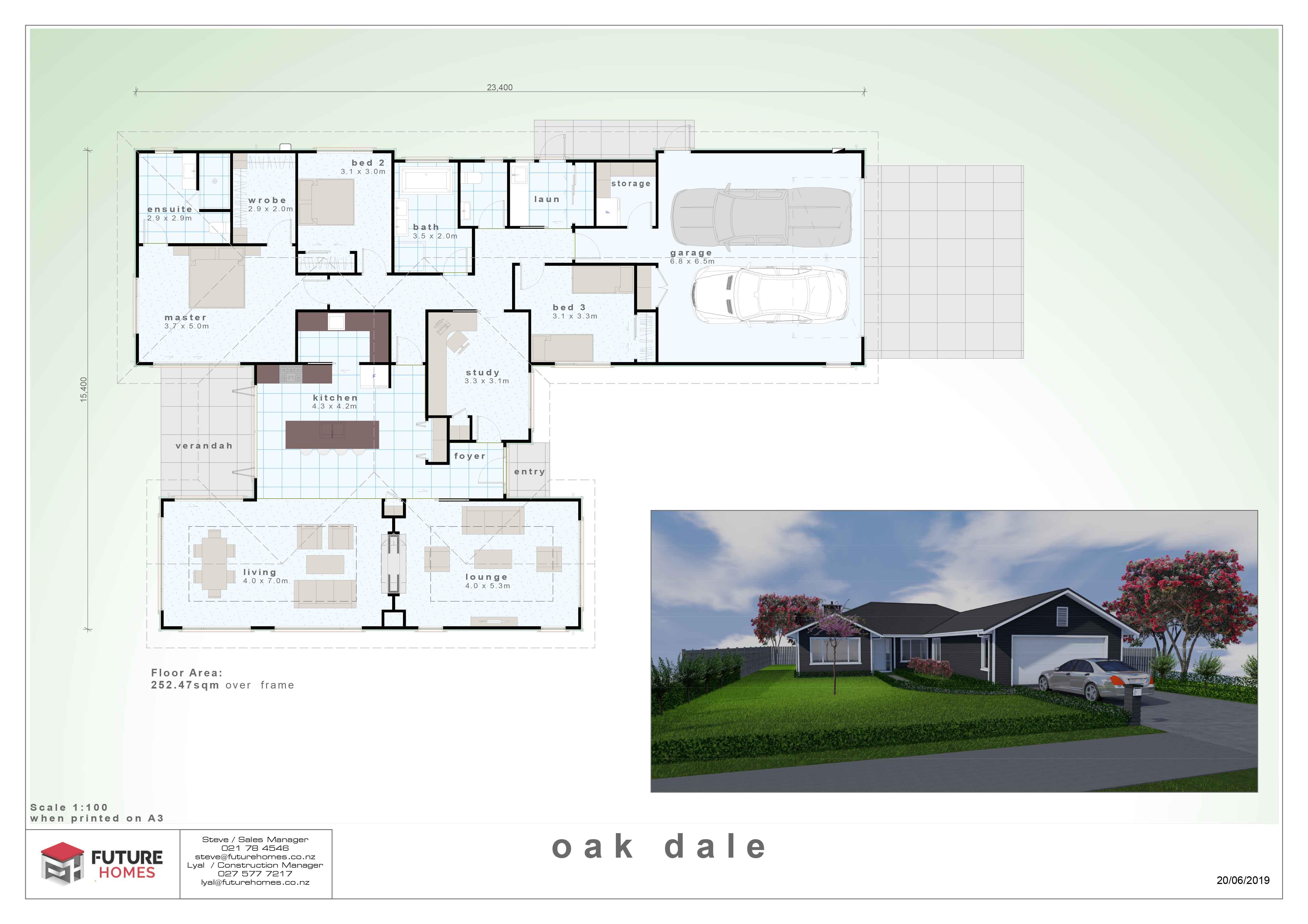 Oak Dale