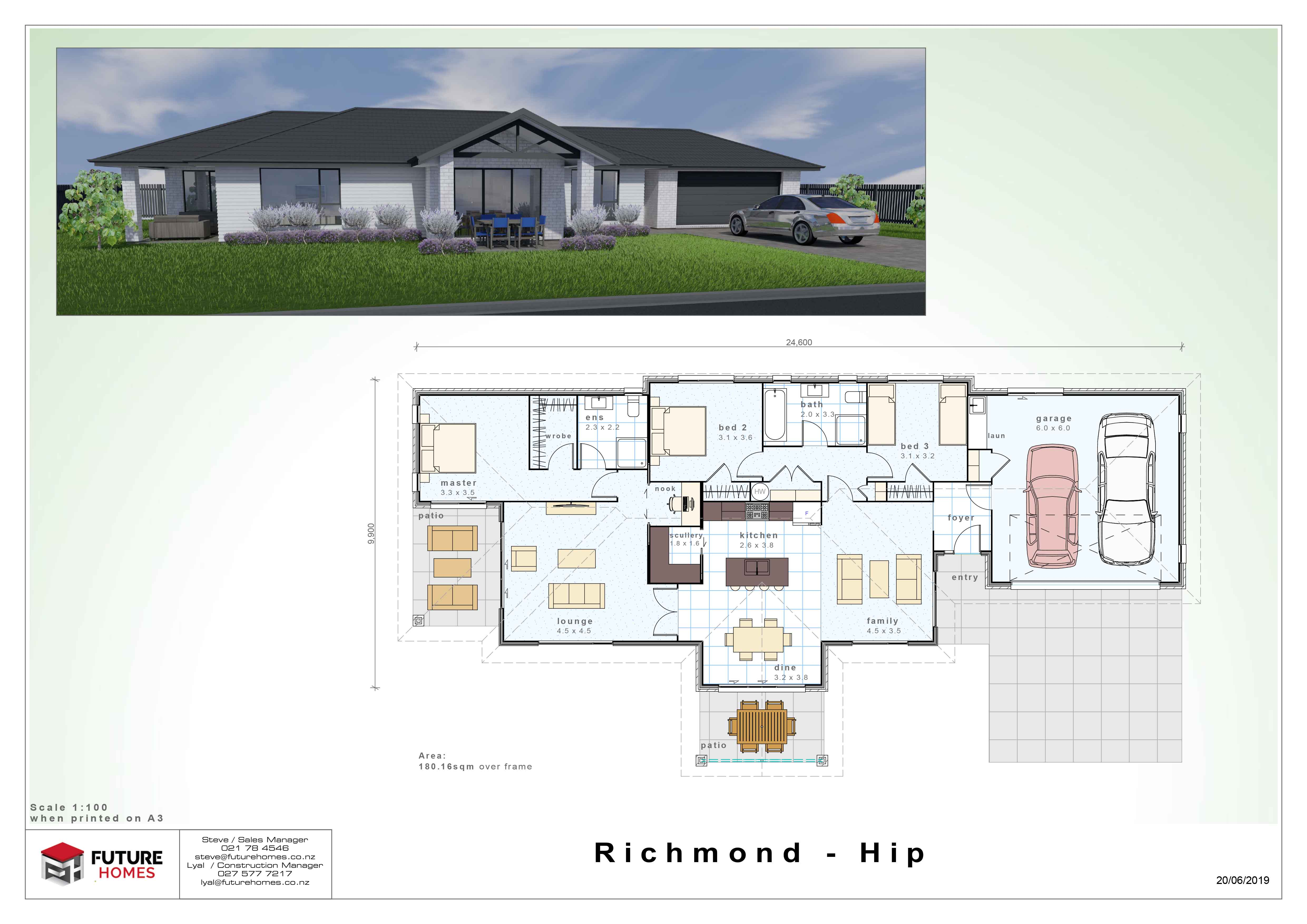 Richmond – Hip